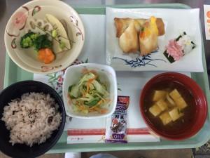 01昼普通食